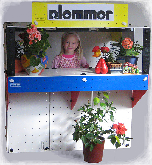 Tongoys® blomaffär